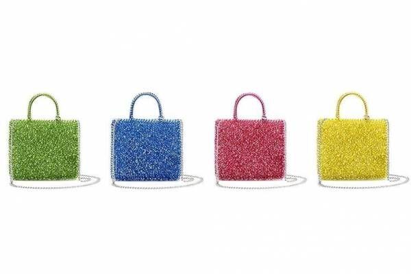 アンテプリマのワイヤーバッグ「スタンダード」ミニサイズの新作、大宮エリーコラボカラーも