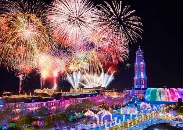 ハウステンボス「サマーフェスティバル~光の街の夏祭り~」南国ショーにナイトプール、スペシャル花火も