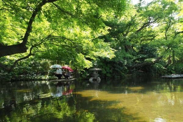 新海誠のアニメ作品『言の葉の庭』の世界観に浸れる宿泊プラン、ホテルニューオータニ(東京)で