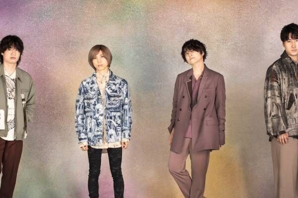 official髭男dismの最新アルバム『Editrial』ヒットシングル+新曲を含む全14曲