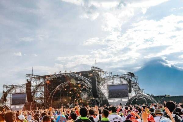 【開催中止】音楽フェス「スウィート ラブ シャワー2021」山梨・山中湖で