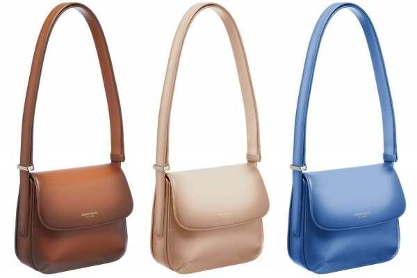 ジョルジオ アルマーニのレディースバッグ「ラ プリマ」グラデーションカラーの新作ショルダー