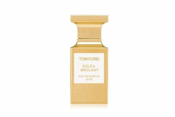 """トム フォード ビューティ""""太陽""""イメージ「ソレイユ」に新フレグランス、大胆なフローラル ブレンド"""