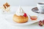 コメダ珈琲店「シロノワール」植物由来100%の新作 - 豆乳ソフト&メープルシロップ、コメダイズで