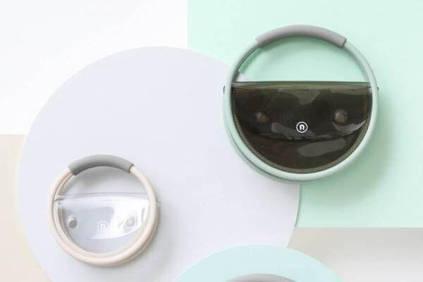 """ナナナナ""""透明感PVC""""ラウンド型バッグ&3WAYハンドバッグ、東京&京都のビームス ジャパンに"""