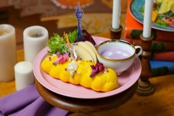 """「塔の上のラプンツェル」OH MY CAFEが東京・大阪・名古屋で、""""塔の中""""をテーマにした世界観"""
