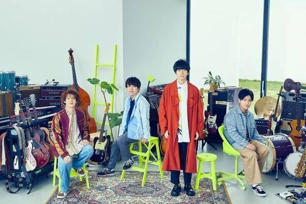 sumikaの新曲「Jasmine」配信リリース、テレビ番組『バイキング MORE』テーマソング