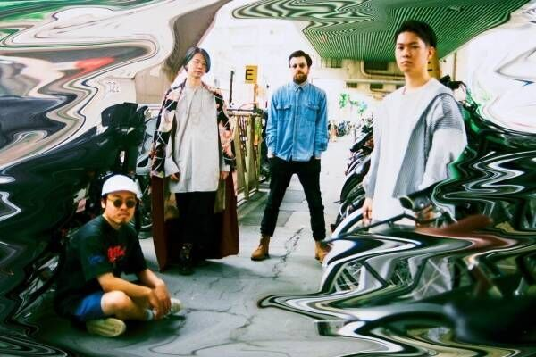 石若駿率いるSMTKのライブツアーが東京・名古屋・京都・大阪で、バンド初のリリースツアー