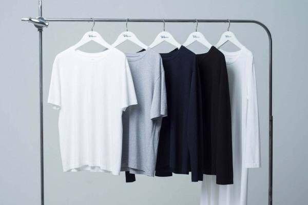 新ブランド「テイクス」デビュー、竹100%素材「タケフ」使用のTシャツ&ワンピースなど