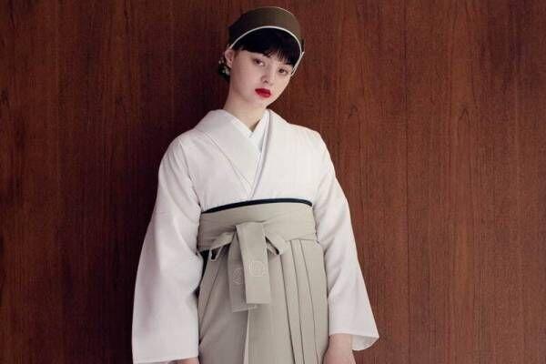 キモノ バイ ナデシコの袴「わたしの、はかま」レンタル開始、オリジナル着物や小物など一式セットに