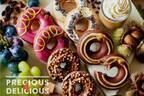 """クリスピー・クリームから4つの食感と秋素材を楽しむ限定ドーナツ、新作フローズン""""和栗アフォガート""""も"""