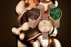 ダニエル・ウェリントンの人気腕時計「ペティ」、自然着想のグリーンやブラウンなど新5色