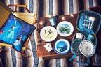 """ディズニーストア『ピーター・パン』デザインのキャンプで使えるテーブルウェア&""""光る""""ガーランド"""