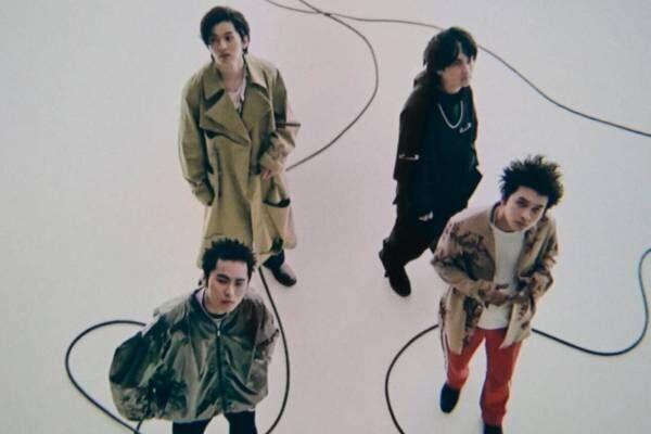 北村匠海がボーカル「DISH//」の結成10周年記念ライブ、パシフィコ横浜で