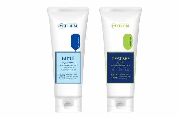 メディヒール人気洗顔料に大容量タイプ、シカ成分配合のジェルタイプ洗顔フォームなど