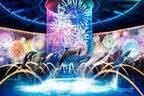 """閉館後の水族館で「品川花火まつり」イルカと楽しむ""""盆踊り""""や縁日がマクセル アクアパーク品川に"""