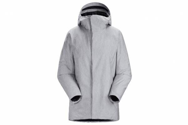 アークテリクス新作ゴアテックスジャケット、柔らかフリース裏地のショートマウンテンパーカ