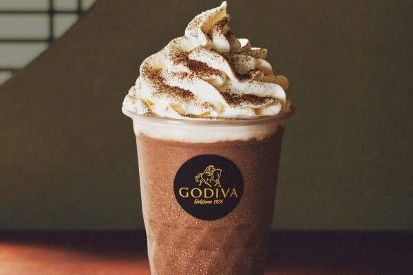 ゴディバ「ショコリキサー 加賀棒茶」香ばしい加賀棒茶×上品な甘みのミルクチョコドリンク