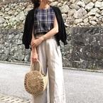 【GU・ユニクロ】で夏支度を♪季節の変わり目に役立つプチプラファッション♡
