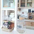 みんなが憧れるおしゃれなキッチン☆カフェ風の素敵なキッチンカウンターを作ろう!