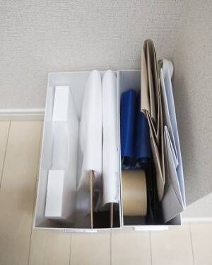 参考にしたい!シンク下収納&ビニール袋収納のアイデア☆