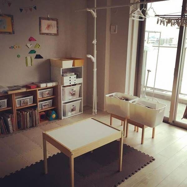 毎日の部屋干しにイライラしないために。梅雨本番に使いたい、部屋干しアイテム特集!