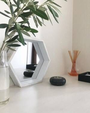 【無印良品・ニトリ・IKEA】など☆オシャレで便利な鏡のあるインテリア