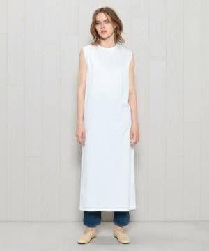 実はスタイルが良く見える!?流行りのマキシワンピの着こなし15選♪