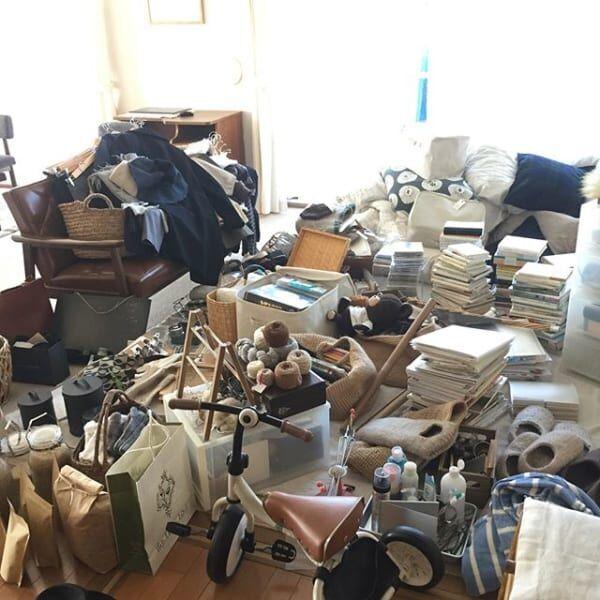 掃除・片付けが苦手な方必見!頑張らずにお部屋を綺麗に保つ方法