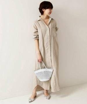 涼し気な夏素材特集!リネンですっきり、インド綿でふんわりとしたコーデを作ろう☆