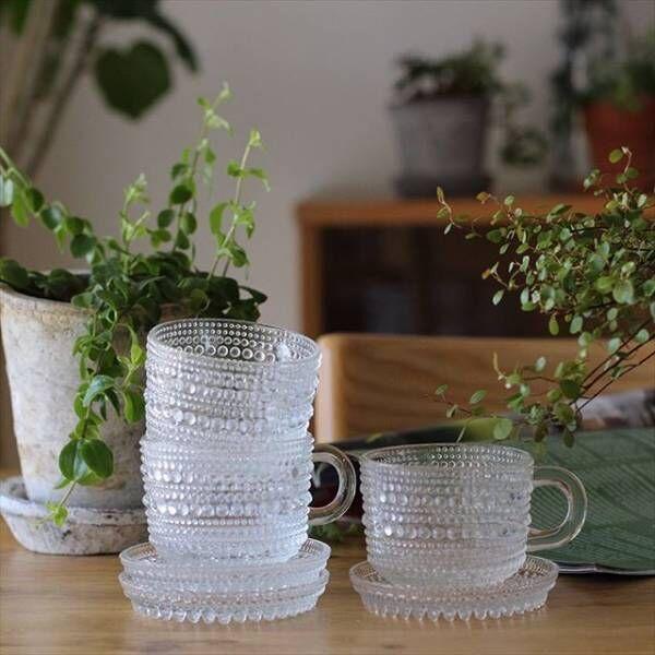 つぶつぶ模様が可愛い♪イッタラの「カステヘルミ」シリーズの器の使い方アイディア集