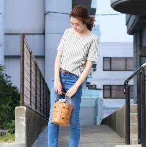 2018夏トレンド♡《ストライプ柄トップス》を取り入れて旬顔コーデをGET!