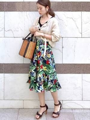 《ZARA》きっとお気に入りが見つかる♡ZARAのスカートを使ったコーディネート15選