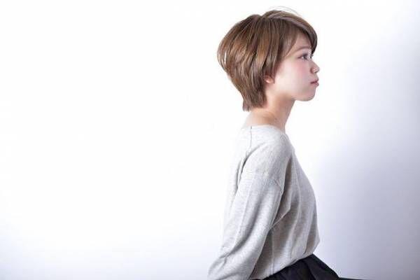 コンプレックスをカバー♡大人可愛いショートスタイル特集