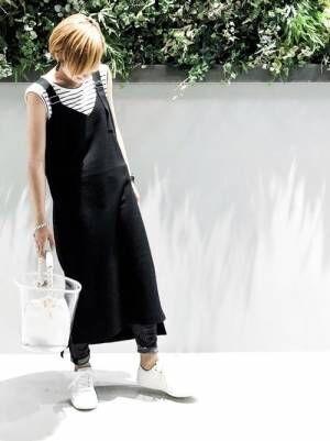 〈白スニーカー〉を夏コーデにどう合わせる?アイテム別の旬の着こなしをご紹介します♪