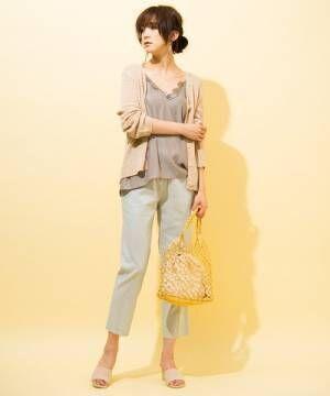 夏らしさはバッグから♪軽やかな『編みバッグ』でトレンド感をGETしよう!