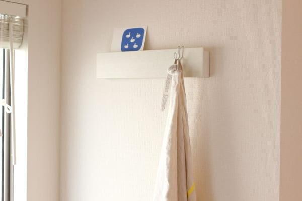 【連載】シンプルだけどかなり使える!無印の「壁に付けられる家具・長押」活用法6つ
