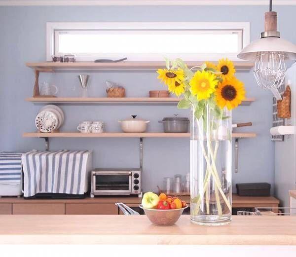 夏を代表する花♡ひまわりを使ってインテリアを夏仕様に変身させよう!