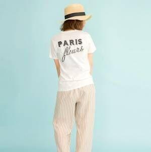 今年はバックプリントTシャツで魅せる!大人の夏オフスタイルコーデをご紹介♪