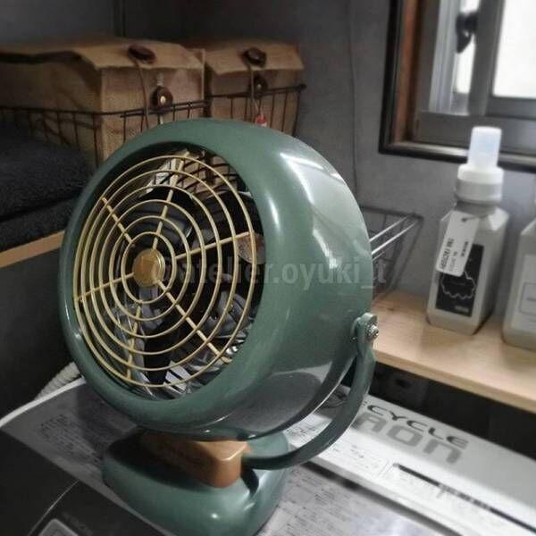 デザインを見極めて!インテリアにしっくりくる扇風機とサーキューレーター