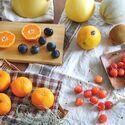 可愛さにうっとり♡色とりどりのフルーツでインテリアに彩りを♪