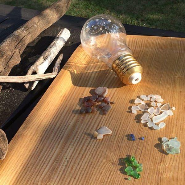 海の思い出をいつまでも♪シーグラスをおしゃれに活用するアイディア