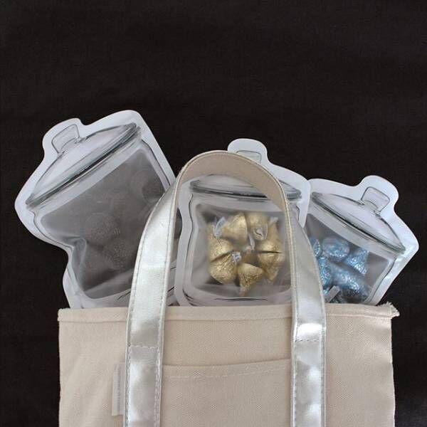 プレゼントにも収納にも♪人気に納得のジッパーバッグをご紹介!