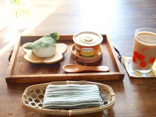 天然素材「竹かご」のある暮らし☆ナチュラルアイテムをプラスした癒しの空間