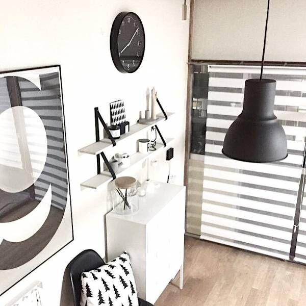 IKEAの照明でお部屋をイメチェン!デザイン性に優れたアイテムを一挙ご紹介☆