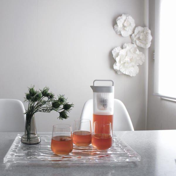 夏に大活躍!シンプルデザインで使いやすい「冷水筒」集めました♪