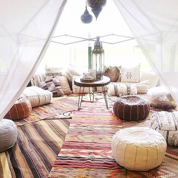 お部屋をオリエンタルにしたい!モロッコインテリアをご紹介