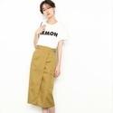 アースカラーでセンスアップ☆タイトスカートでつくる大人の夏コーデ15選