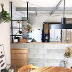 戸建てリノベのお洒落なインテリア実例集。ライフスタイルに合わせた空間で住み心地も抜群!