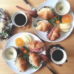 ワンプレートで演出する朝食タイムの食卓風景♪お洒落なテーブルコーディネートをご紹介